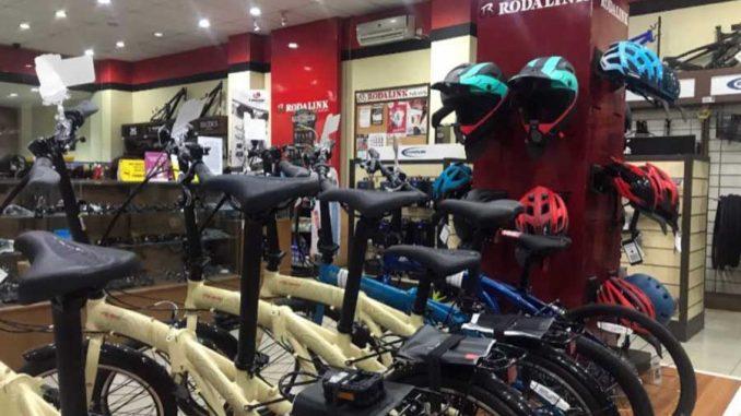 Toko Sepeda di Bogor - Sara Ajiwibawa