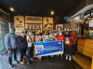 Prodi Ilmu Komunikasi Unram Gelar Diskusi Bersama Netizen Lombok - 2