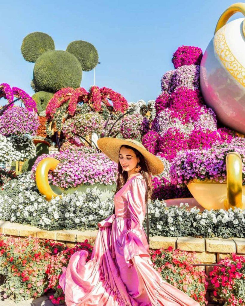 Dubai Miracle garden - hellomissjordan-1605490904231