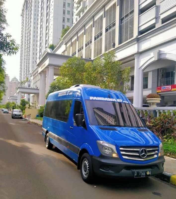 Gambar Armada Bus Pandawa 87 - @hun9111