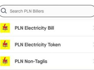 Cara bayar listrik pakai Gopay - cara beli token listrik di gojek - keposiasi.com @