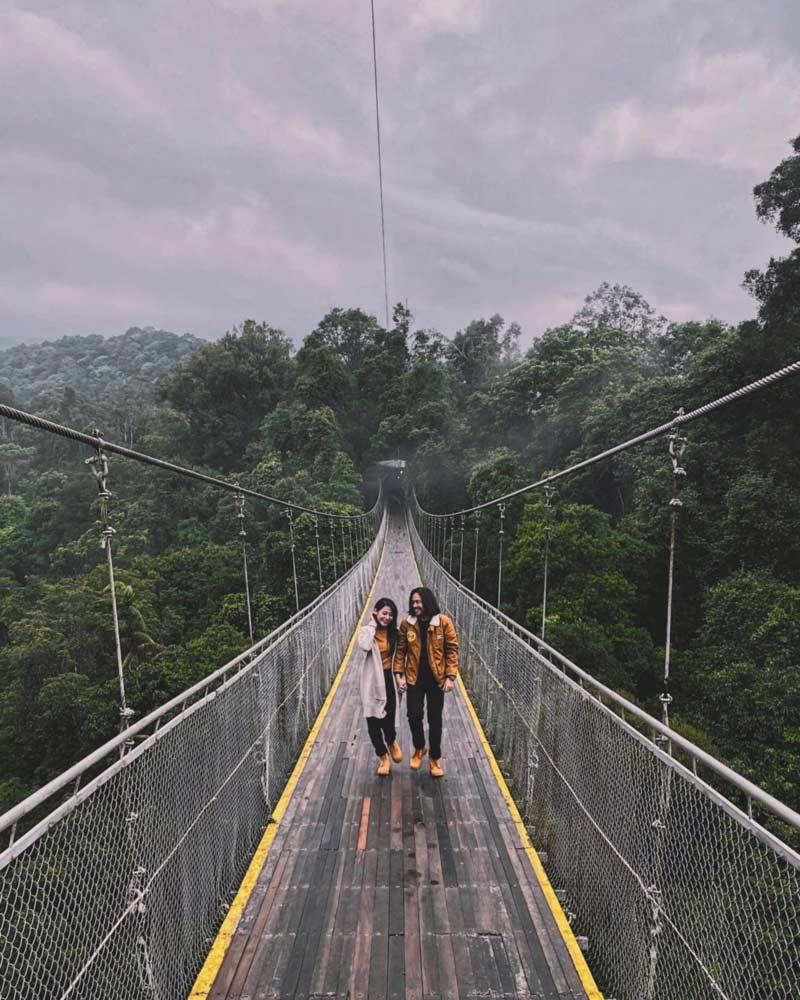 Foto Gambar Jembatan Gantung Situ Gunung Suspension Bridge - Sukabumi Jawa Barat - k__amin-1609140704578