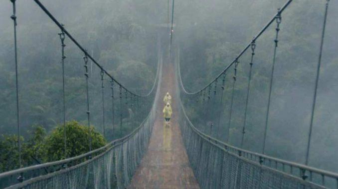 Jembatan Gantung SituGunung Sukabumi Jawa Barat - situgunungsuspensionbridge @