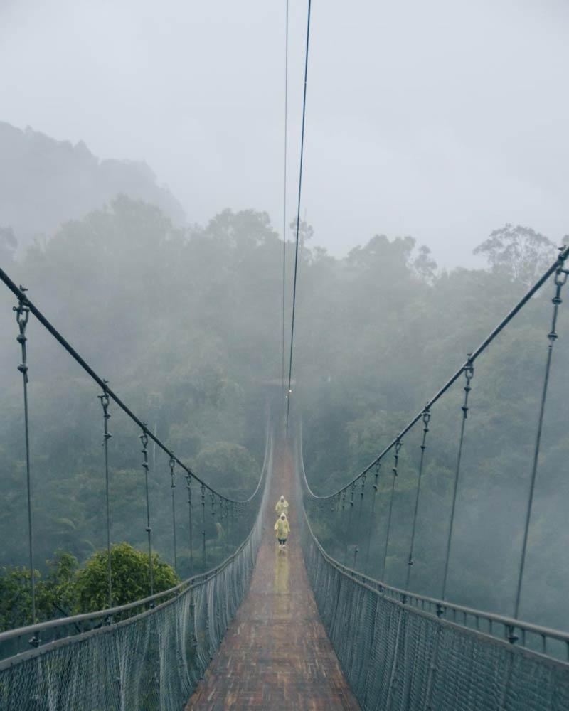 Jembatan Gantung Situ Gunung Suspension Bridge - Sukabumi Jawa Barat - situgunungsuspensionbridge-1609140627069