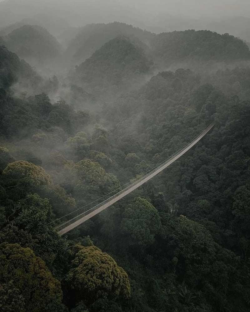 Lokasi Jembatan Gantung Situ Gunung Suspension Bridge - Sukabumi Jawa Barat - situgunungsuspensionbridge-1609140602517