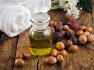 Foto Gambar Khasiat manfaat minyak Argan Oil - makaricom
