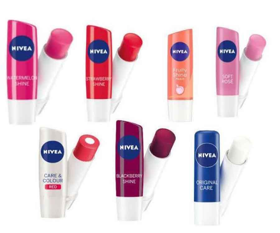 Merk Lip Balm terbaik dan terkenal -  NIVEA Lip Care