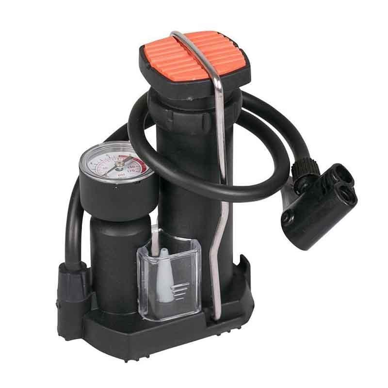 Honor High Pressure Portable Mini Foot Floor Pump