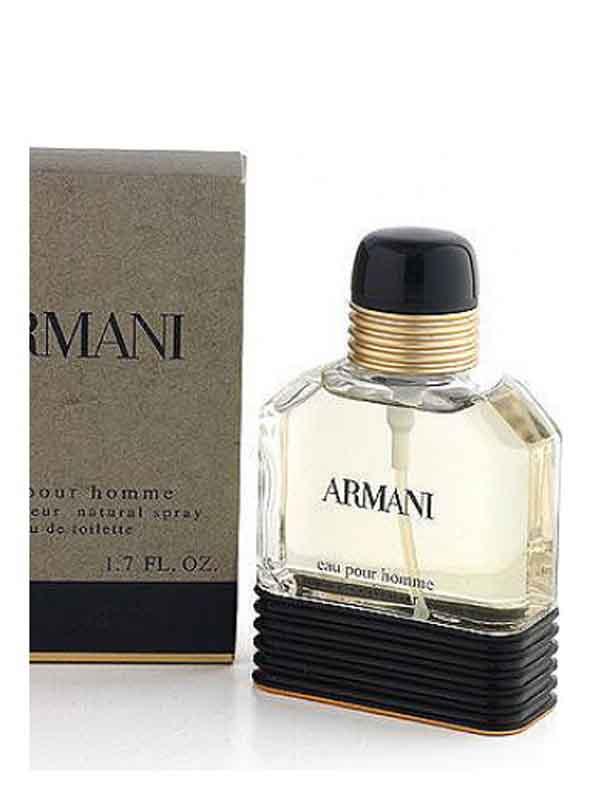 Parfum pria terbaik dan tahan lama juga disukai wanita - Giorgio Armani Eau pour Homme