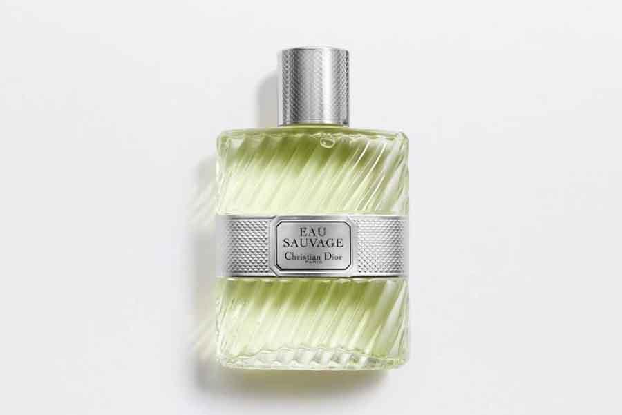 Parfum pria yang disukai wanita - Christian Dior Eau Sauvage
