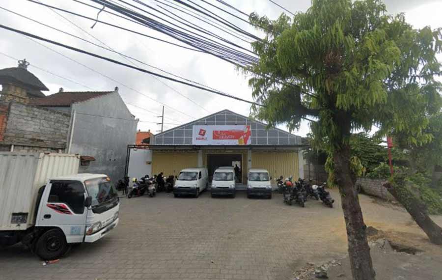 Telepon Alamat Kantor Sicepat Ekspres Denpasar Bali - 2
