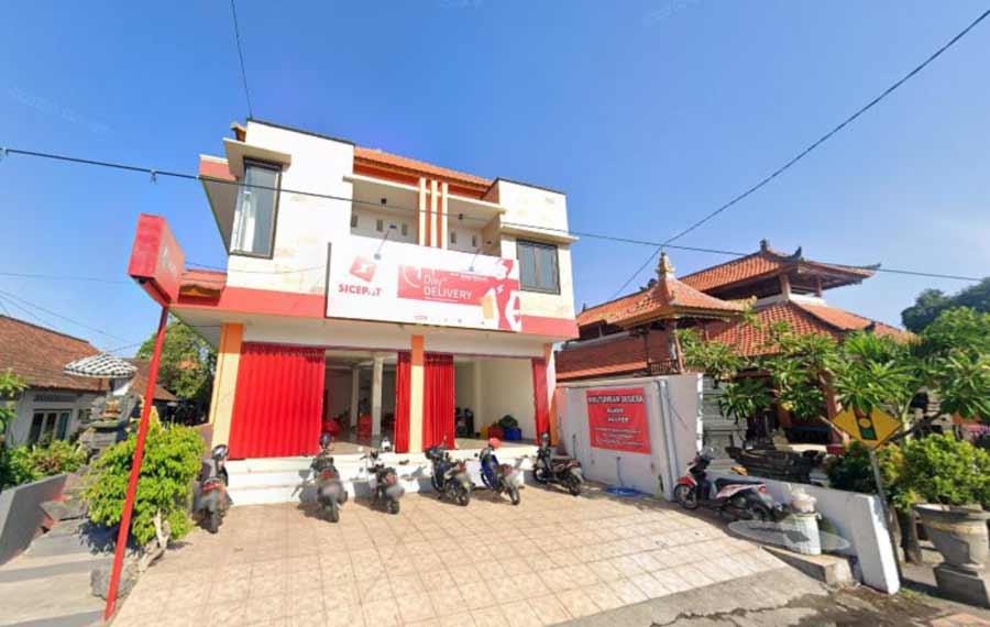 Telepon Alamat Kantor Sicepat Ekspres Denpasar Bali - Jalan Imam Bonjol pemecutan