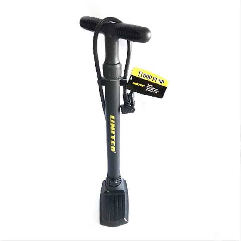 United - Floor Pump 8800 - Pompa Sepeda Terbaik