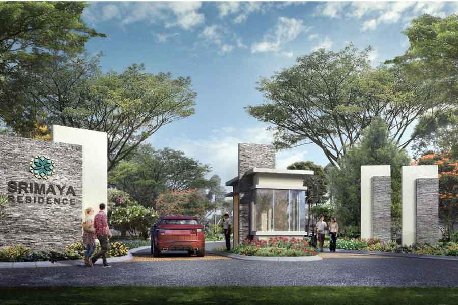 Srimaya Residence Bantargebang - Summarecon Bekasi - 2