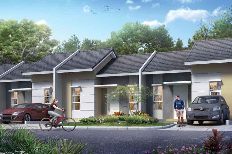 Type Laksmi 6x10 Srimaya Residence Bantargebang - Summarecon Bekasi.