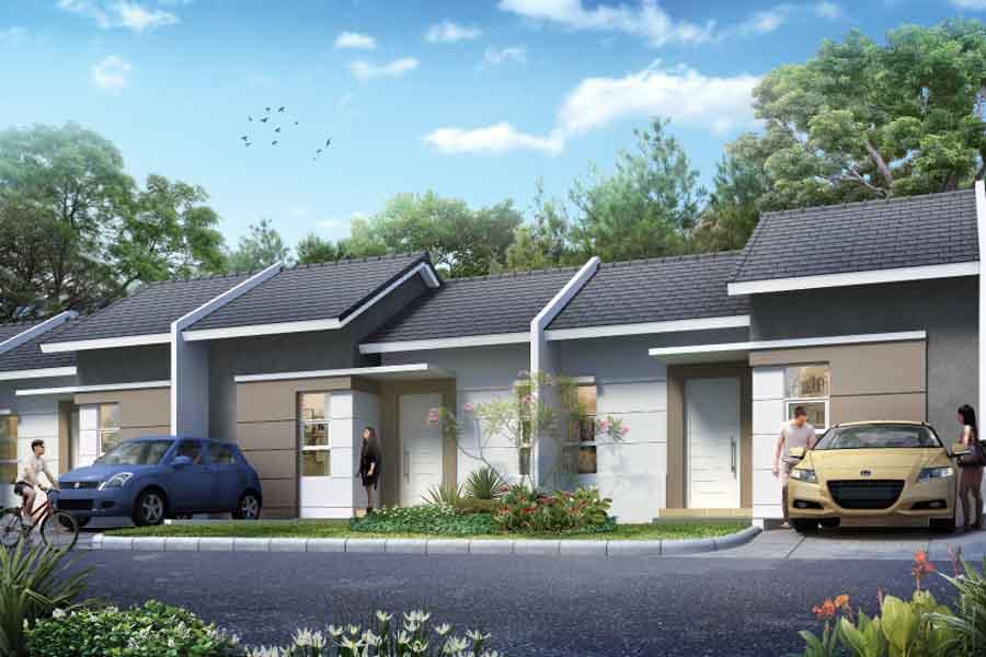 Type Padmarini 7x10 Srimaya Residence Bantargebang - Summarecon Bekasi