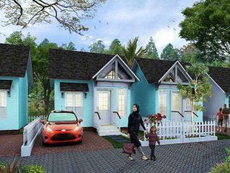 Ukuran tanah rumah tipe 21 - Afdani Property